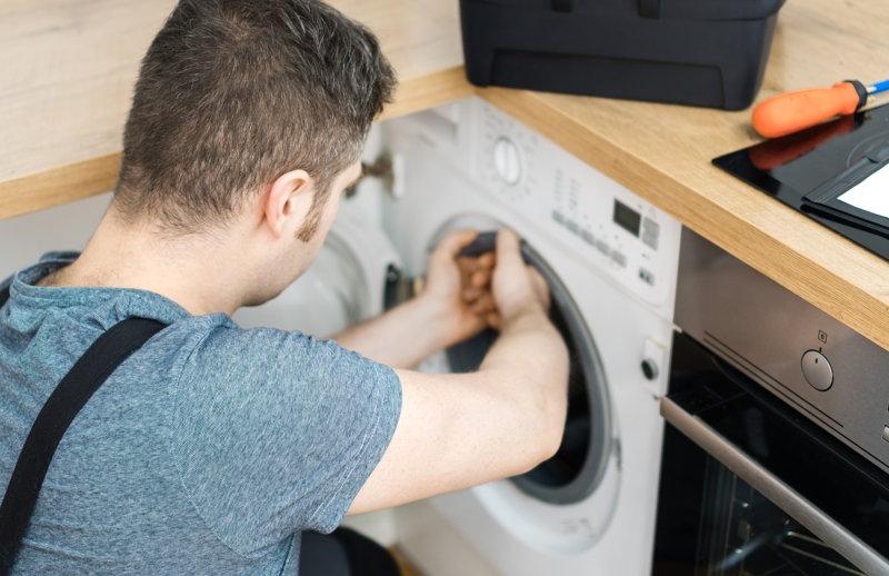 Reparatie wasmachine Den Haag. Hoe werkt het?